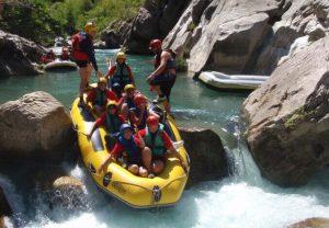 Multi-active trip in Greece