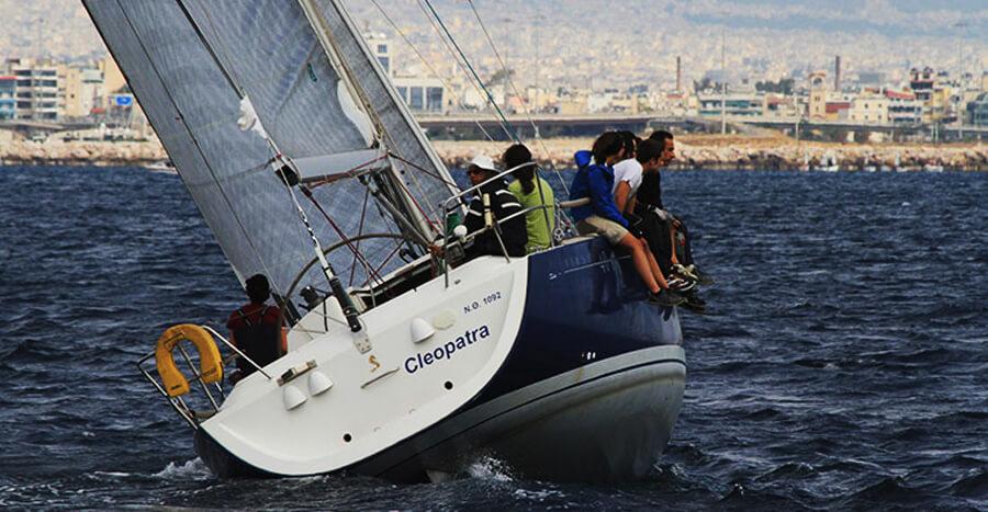 Sailing Yacht For Unique Tours To