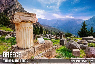 Tailor made tours - Greece