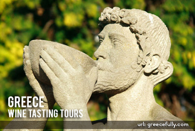 Wine tasting tours in Greece