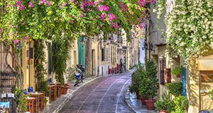 Athens City Break Day 1