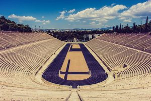centre of Athens