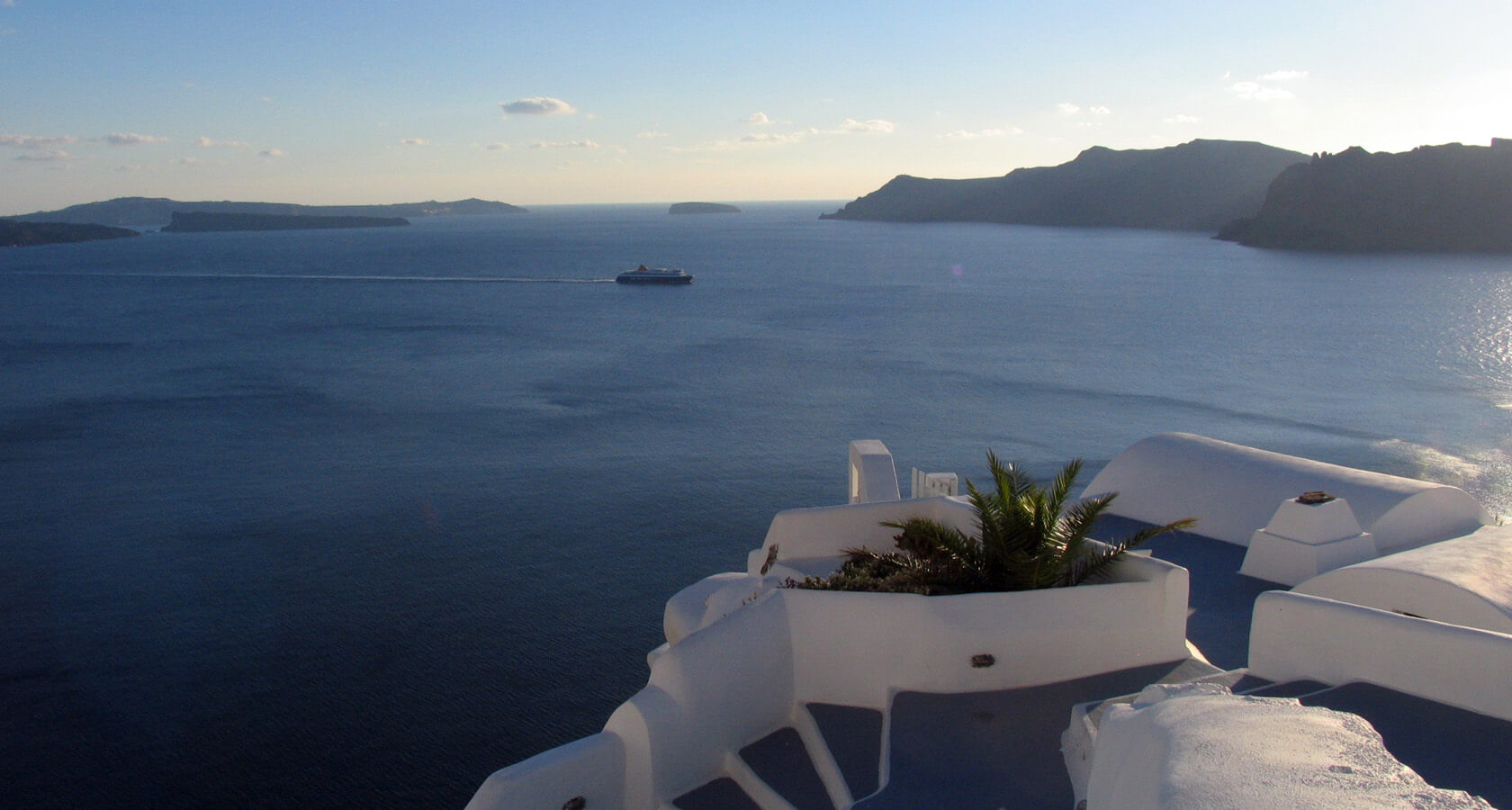 Santorini with Greecefully