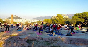 Yoga Greece
