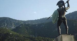 Greece mountains Sparta